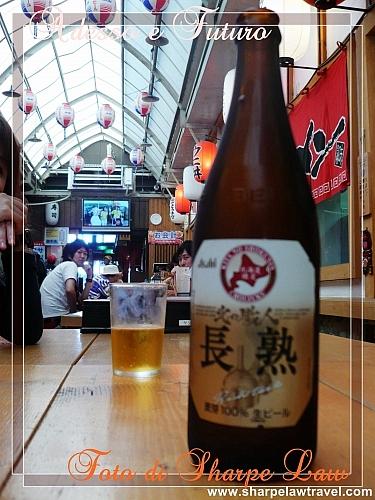 2008-8-31 (102) - 小樽長熟啤酒