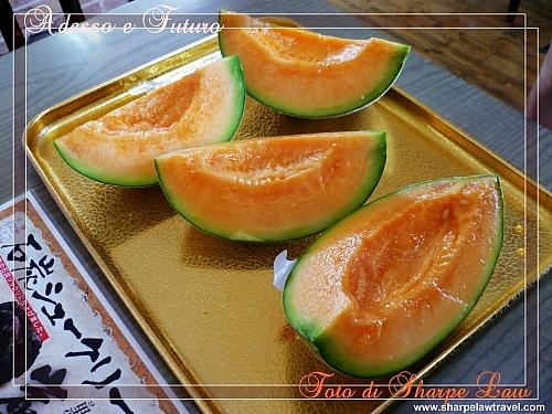2008-9-1 (26) - 夕張蜜瓜-唔係講笑真係好好味
