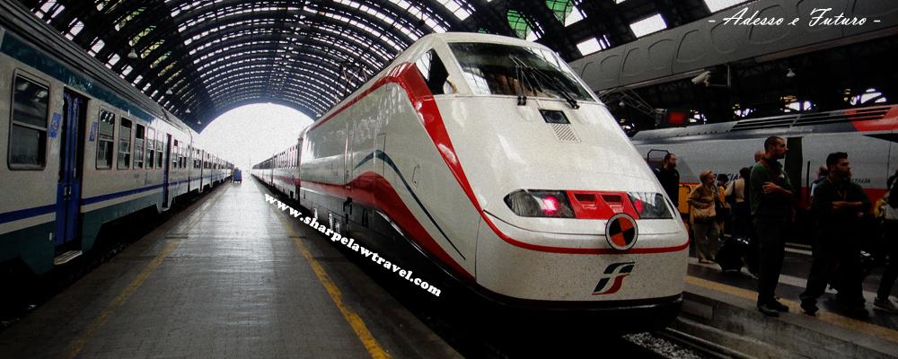 意大利火車旅行。2018最新連載