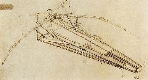 DaVnci, Flying Machine 1485