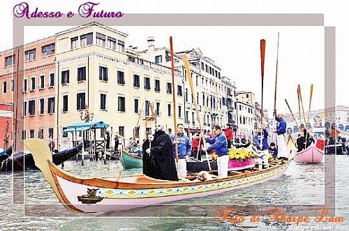 APTOPIX ITALY DECLINING VENICE