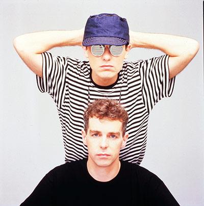 Pet Shop Boys by Eric Watson